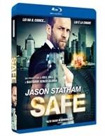 La copertina di Safe (blu-ray)