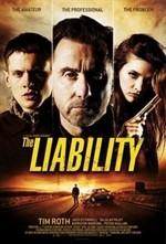 La copertina di The Liability (dvd)