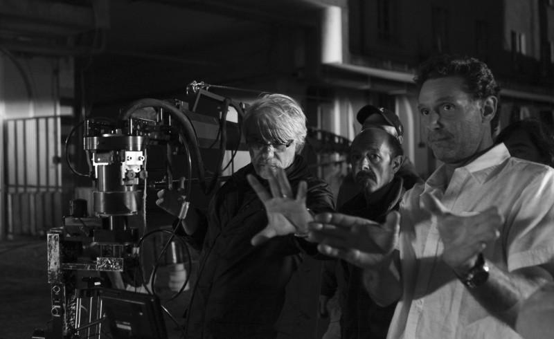 Mia Madre (2010): Ricky Tognazzi e Fabio Olmi sul set