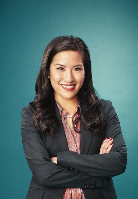 The Goodwin Games: Melissa Tang in una foto promozionale della serie