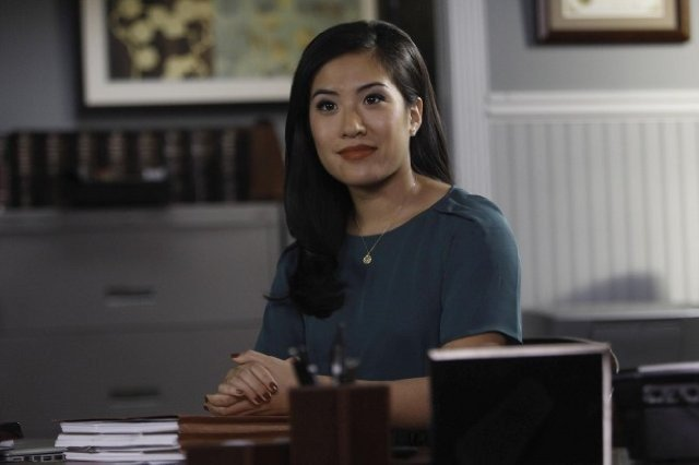 The Goodwin Games: Melissa Tang in una scena della serie