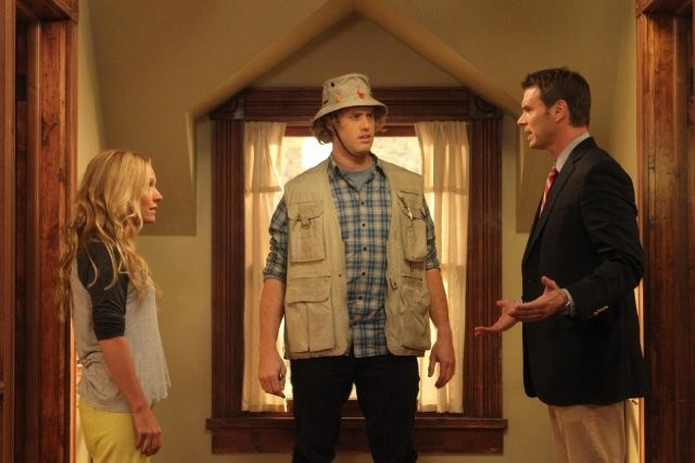 The Goodwin Games: T.J. Miller, Scott Foley e Becki Newton nell'episodio Hamletta