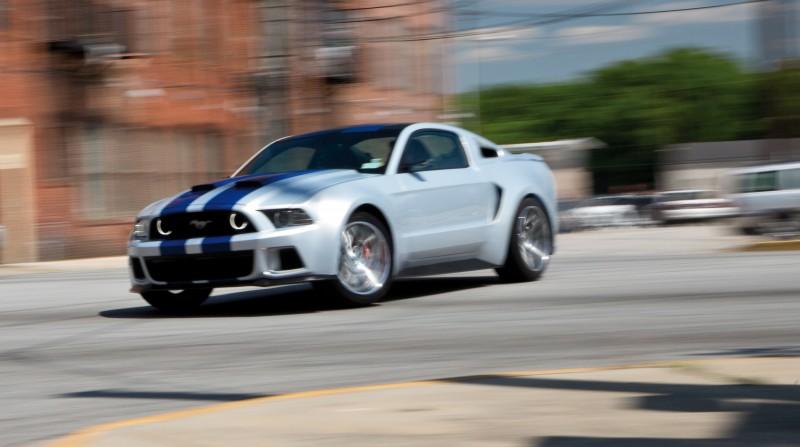 Need for speed: la prima immagine ufficiale del film