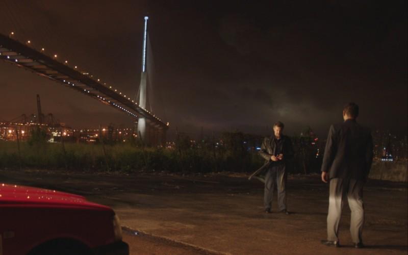 Something Good: Luca Barbareschi in una scena del thriller