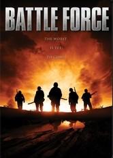 Battle Force - Unità speciale: la locandina del film