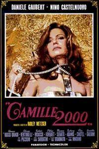 Camille 2000: la locandina del film