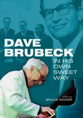 Dave Brubeck: In His Own Sweet Way: la locandina del film