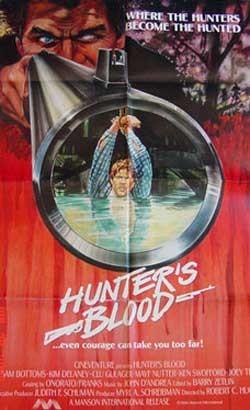 Hunter's Blood: la locandina del film