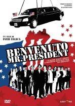 La copertina di Benvenuto Mr. President (dvd)