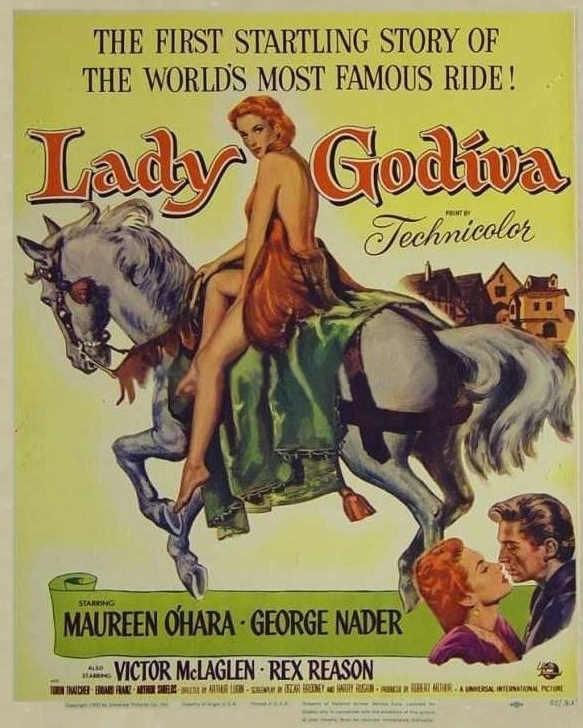 Lady Godiva: la locandina del film