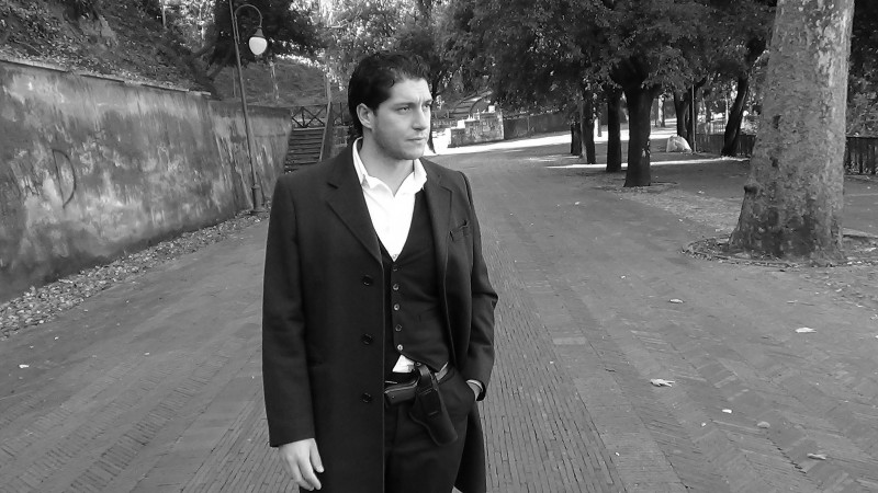Natale Federico è il detective nel corto Last Evidence (2013)