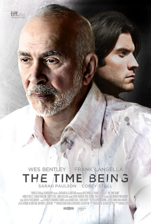 The Time Being: la locandina del film