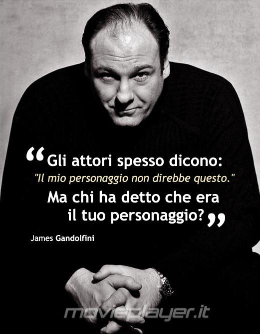 James Gandolfini - la nostra e-card: condividila sui social network o inviala a chi vuoi!
