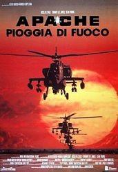 Apache - Pioggia di fuoco: la locandina del film