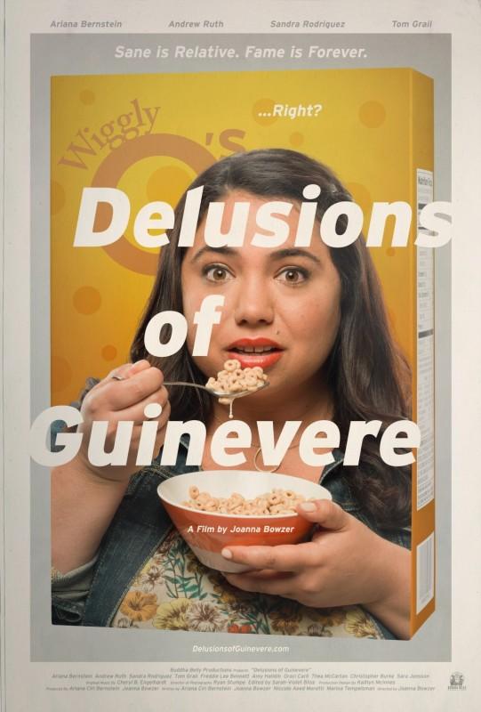 Delusions of Guinevere: la locandina del film
