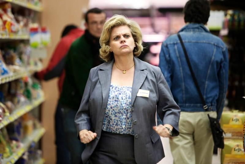 Isabelle Nanty in Les reines du ring