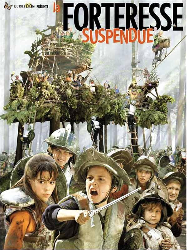 La forteresse suspendue: la locandina del film