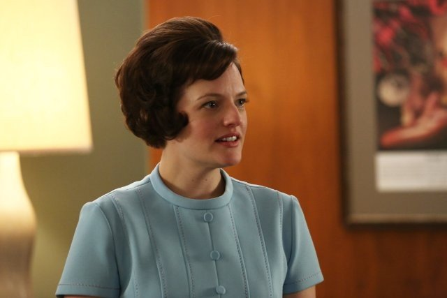 Mad Men: Elisabeth Moss nell'episodio For Immediate Release