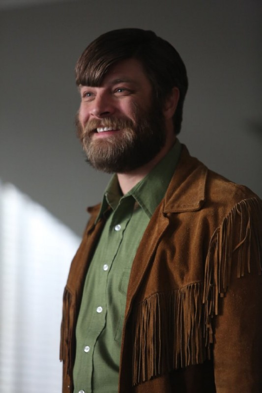 Mad Men: Jay R. Ferguson nell'episodio In Care Of