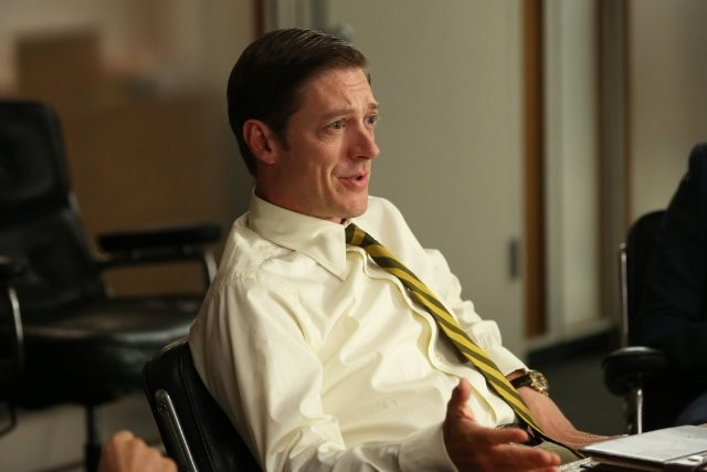 Mad Men: Kevin Rahm nell'episodio A Tale of Two Cities