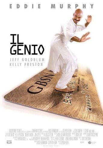 Il genio: la locandina del film
