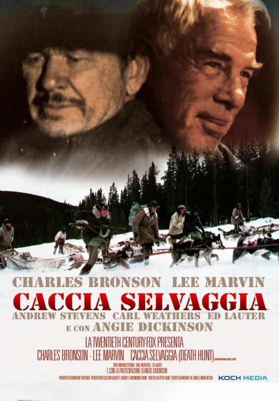 Caccia selvaggia: la locandina del film