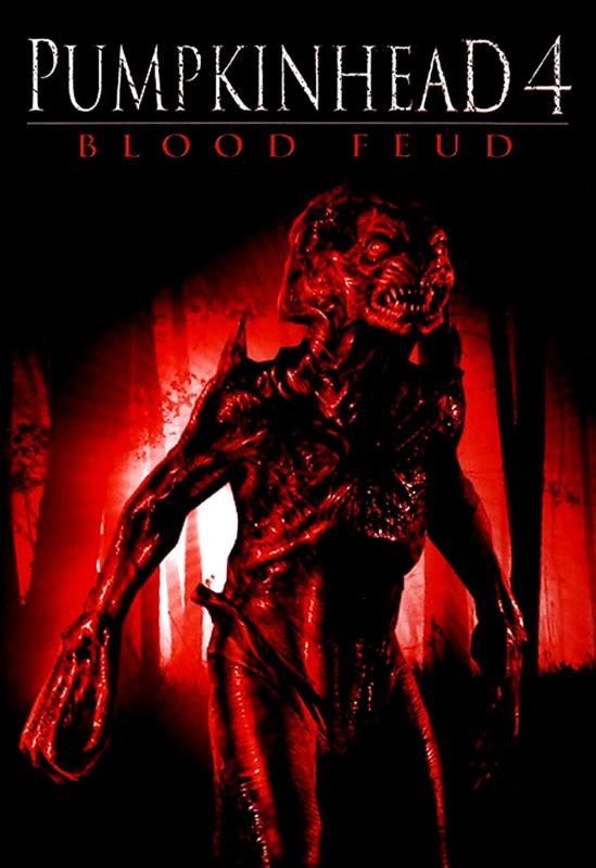 Faida di Sangue - Pumpkinhead 4: la locandina del film