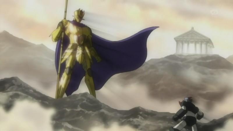 Mazinger Edition Z: The Impact: una scena dell'anime
