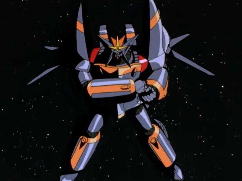 Punta al Top! GunBuster: un'immagine dell'anime