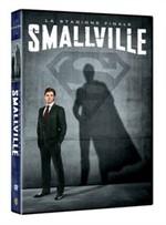 La copertina di Smallville - Stagione 10 (dvd)