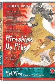 Hellfire: A Journey from Hiroshima: la locandina del film