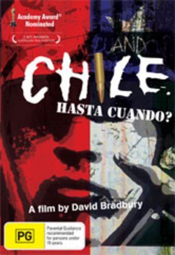 Chile: Hasta Cuando?: la locandina del film