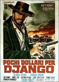 Pochi dollari per Django: la locandina del film