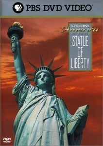 The Statue of Liberty: la locandina del film