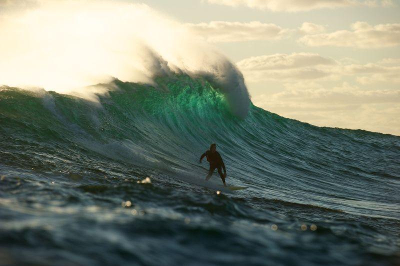 Drift: una suggestiva immagine tratta dal film tra le onde