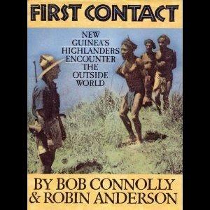 First Contact: la locandina del film