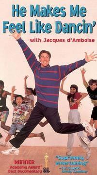 He Makes Me Feel Like Dancin': la locandina del film