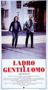 Ladro e gentiluomo: la locandina del film