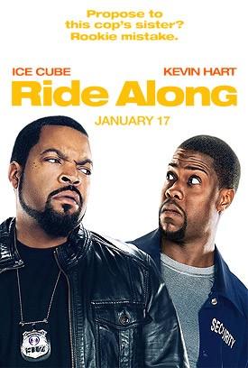 Ride Along: la locandina del film