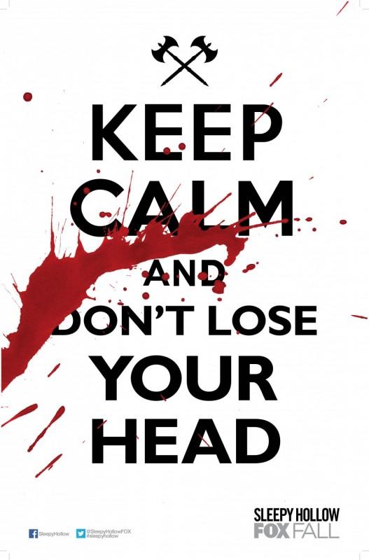 Sleepy Hollow: un poster promozionale della serie Fox