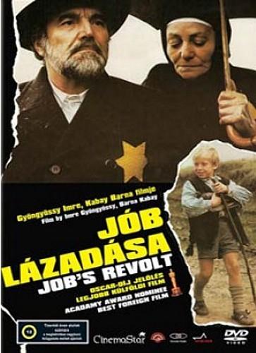 The Revolt of Job: la locandina del film