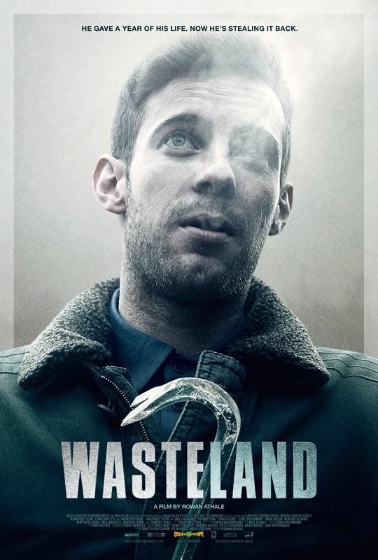 Wasteland: la locandina del film
