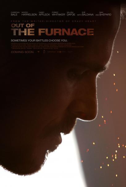 Out of the Furnace: la nuova locandina