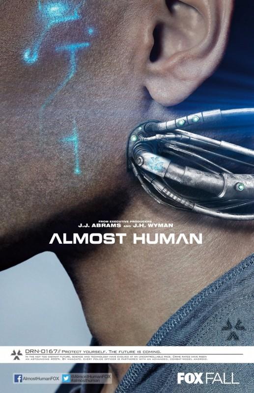 La locandina di Almost Human