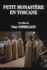 Un piccolo monastero in Toscana: la locandina del film