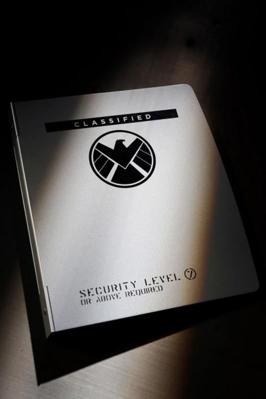 Agents of S.H.I.E.L.D.: un poster promozionale realizzato per il Comic-Con 2013