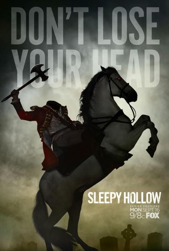 Sleepy Hollow: un nuovo poster della serie Fox