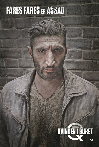 The Keeper of Lost Causes: Fares Fares nel character poster di Assad