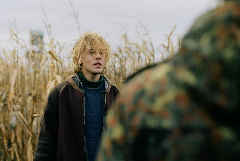 Tom At The Farm: una scena del film di Xavier Dolan
