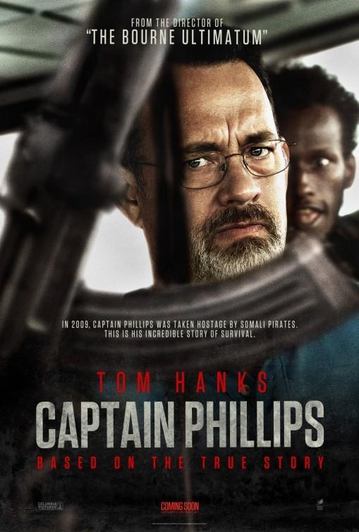 Captain Phillips: teaser poster 2
